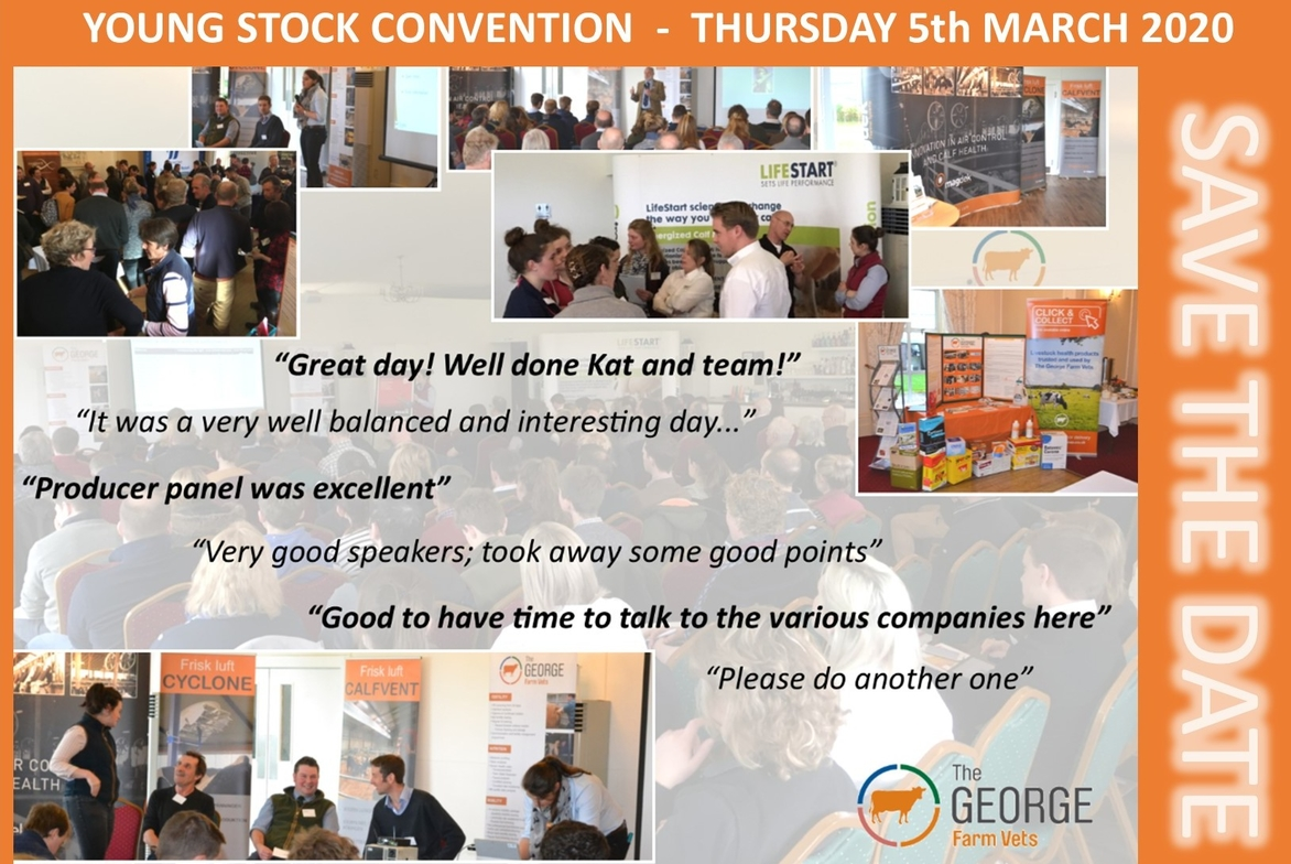 Vets, farmers, industry suppliers and producers
